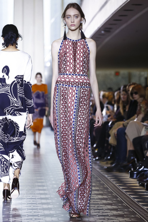 Tory Burch Fashion Show, Ready To Wear Fall Winter 2016 Collection in New York