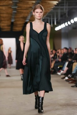 Boss Women Fashion Show, Ready To Wear Collection Fall Winter 2016 in New York