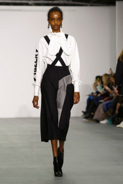 Ashley Williams Design Fashion Show, Ready To Wear Collection Fall Winter 2016 in London