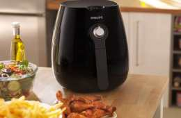 Philips Airfryer review by The Petite Cook