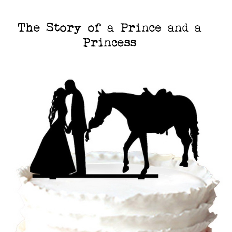 The Story of a Prince and a Princess (Your Own Story