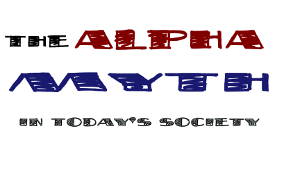 alpha dog myth