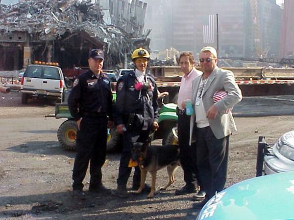 Warren Eckstein Ground Zero