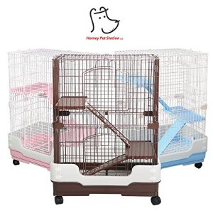 Homey Pet 3-Tier Small Animal Crate