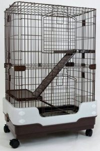 Dreamhome Heavy-Duty Chinchilla Cage