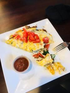 4 Egg Omlet