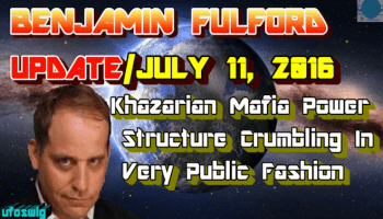 A Gold-Backed Bounty on The Khazarian Mafia Bosses -- Fulford