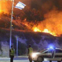 Misteri Ilahi :Israel Is Burning, Israel On Fire
