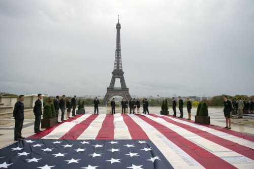 Paris after 9/11