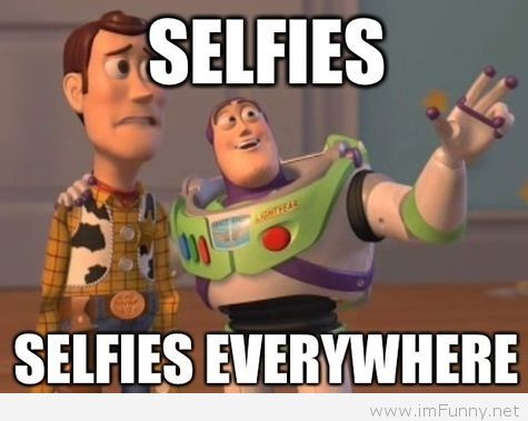 Me-and-selfies