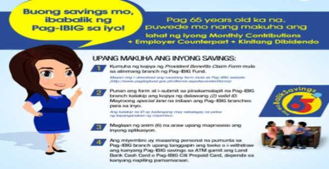 pag-ibig balik savings