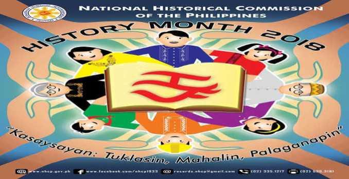 philippine history month