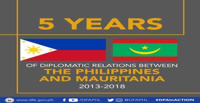philippines and mauritania