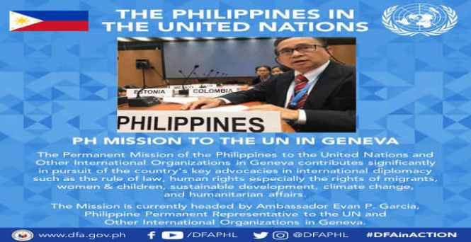 the philippines in the united nation