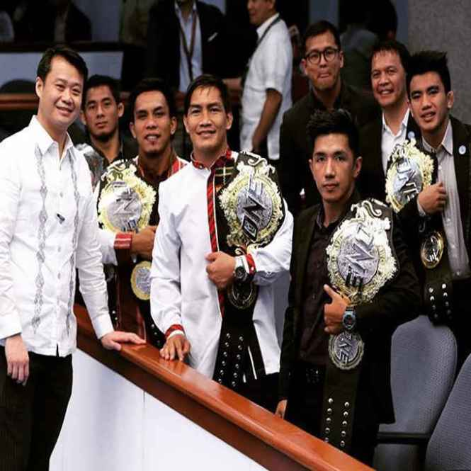 philippines mixed martial arts champions