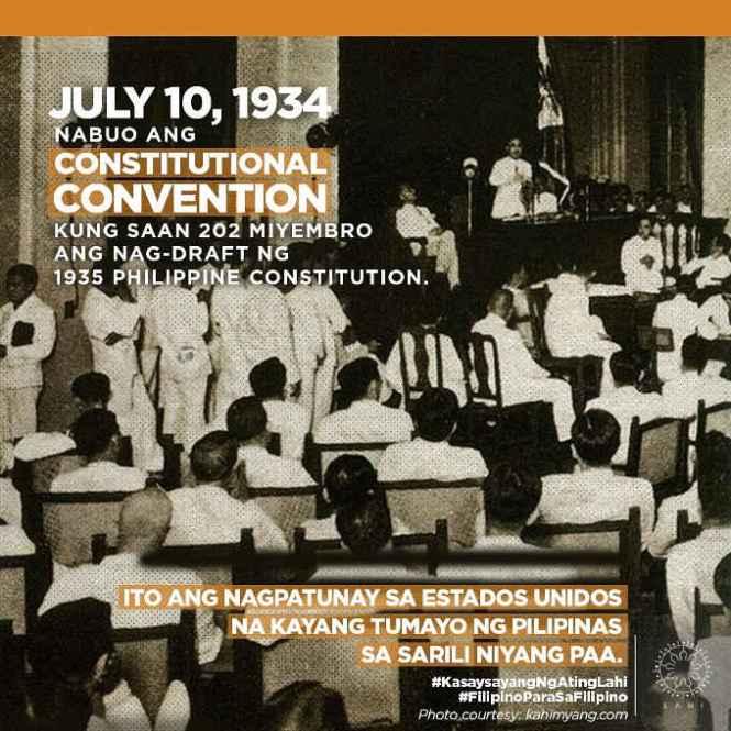 constitutional convention philippines
