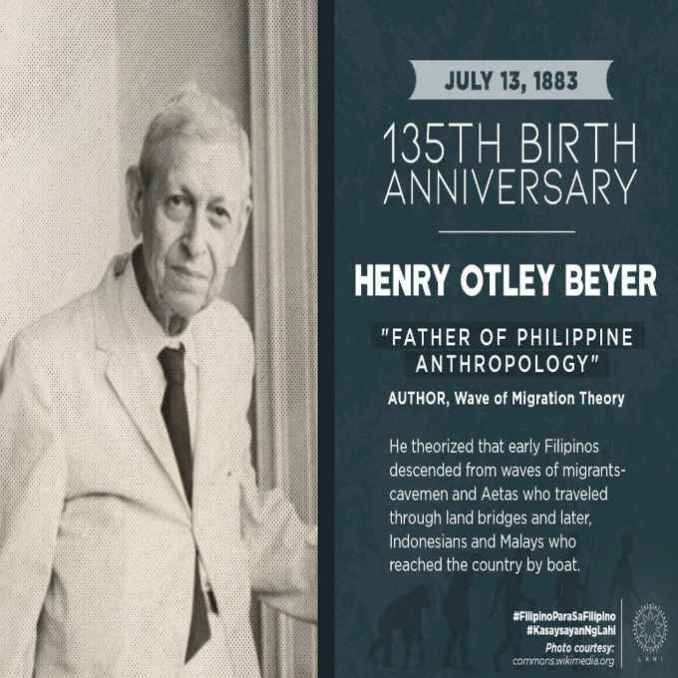 father of philippine anthropology