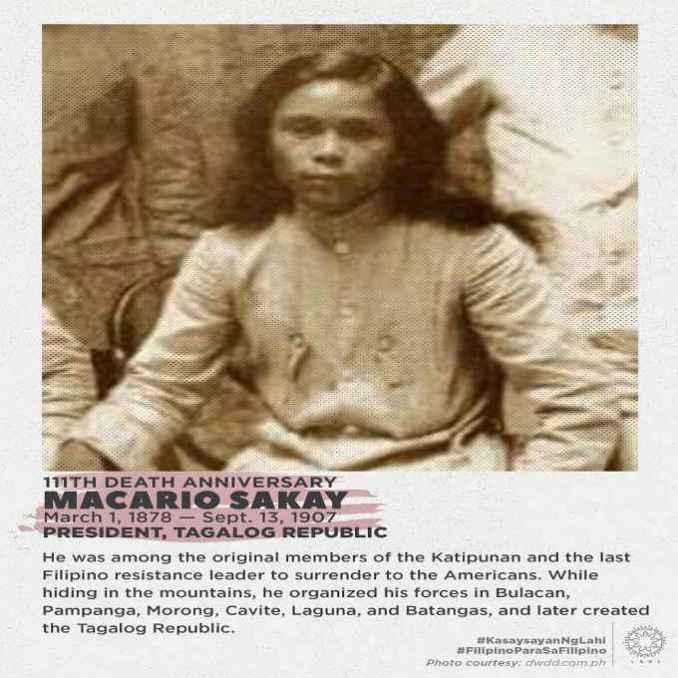 president of tagalog republic