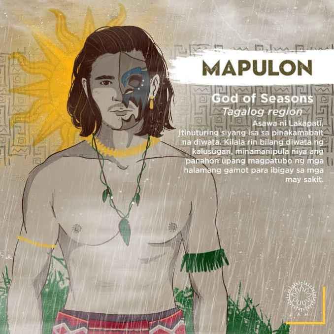 mapulon god of seasons