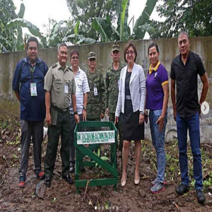 greening pact with philippine army
