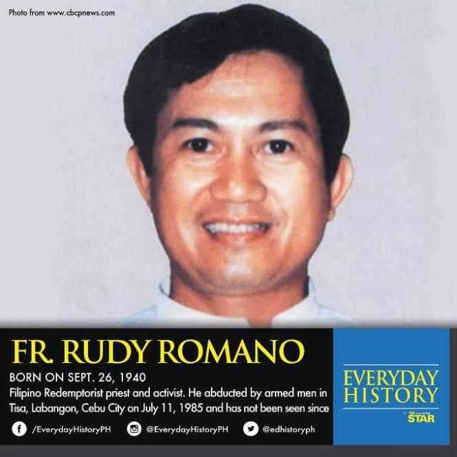 rudy romano