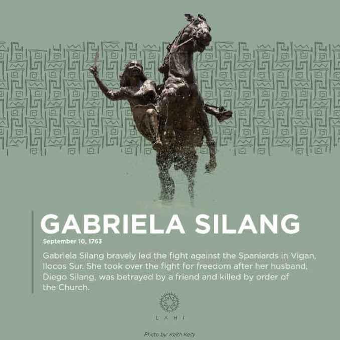 gabriela silang