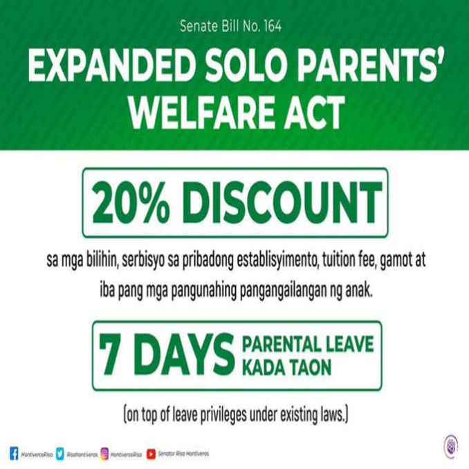 expanded solo parents welfare act