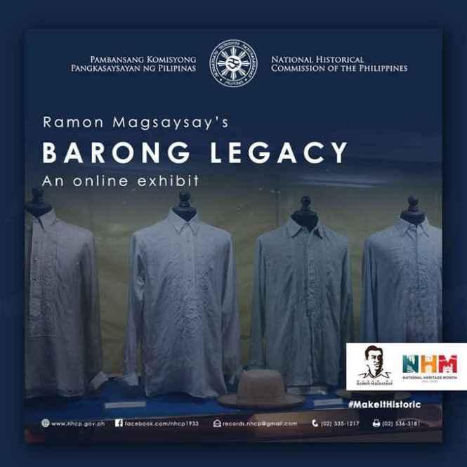 barong tagalog
