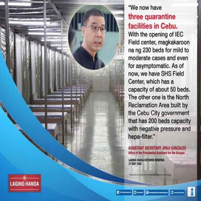 quarantine facilities in cebu