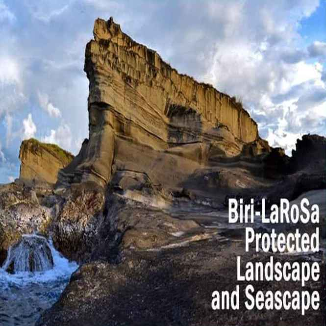 biri larosa protected landscape and seascape