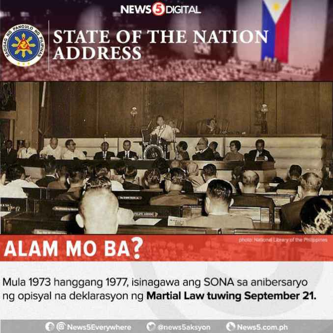 sona was held every september 21