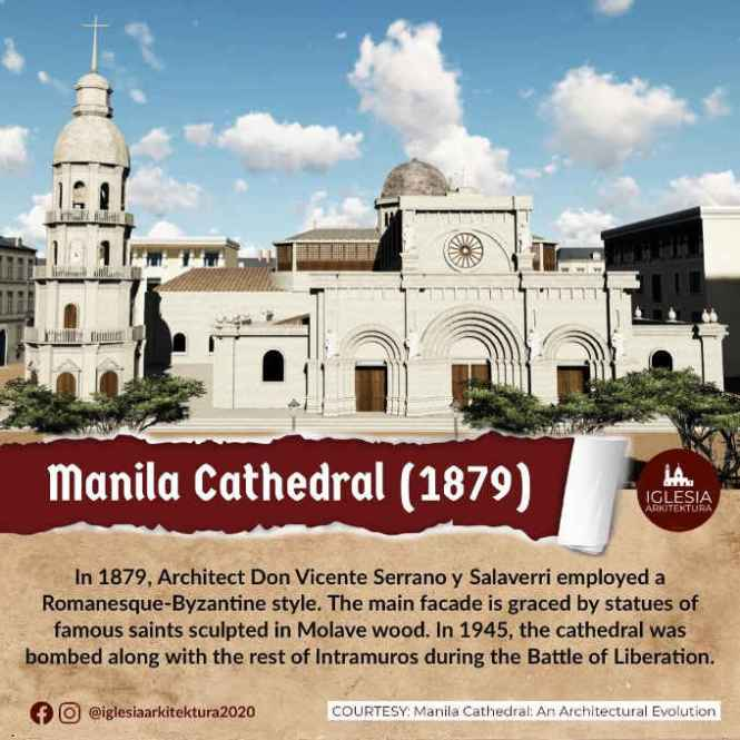 manila cathedral 1879