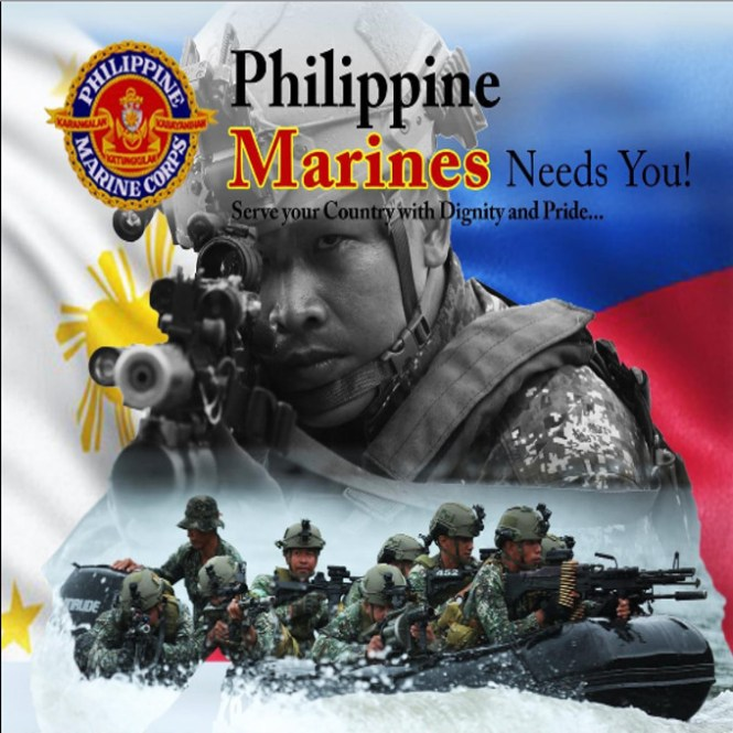 how to become a philippine marine