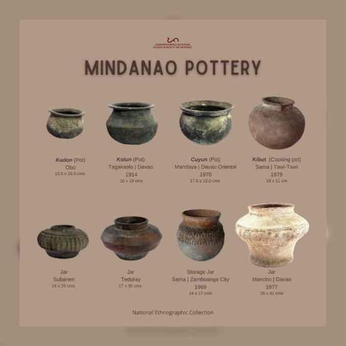 mindanao pottery