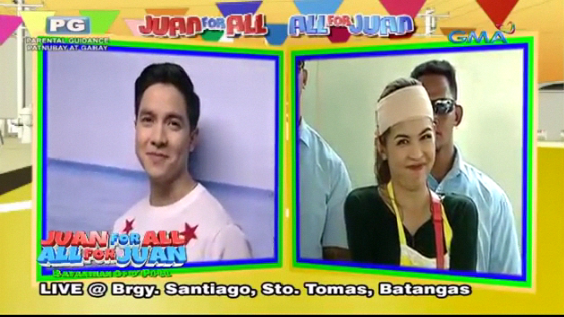 ALDUB The Trials