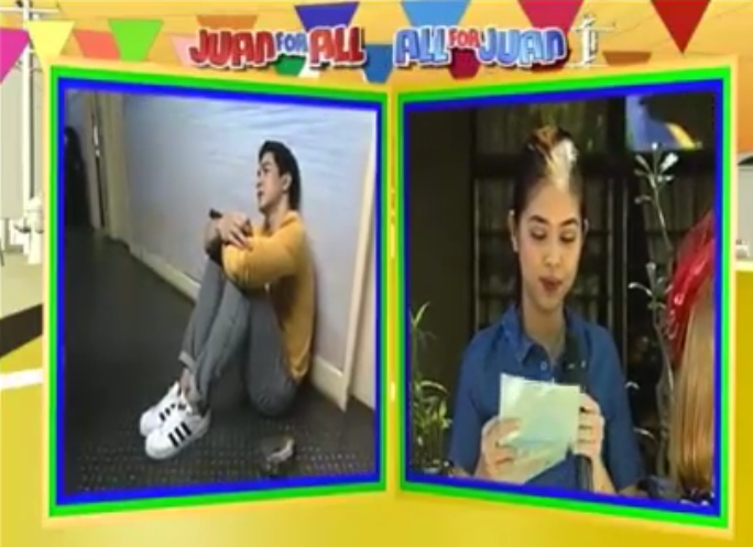 ALDUB The Letter