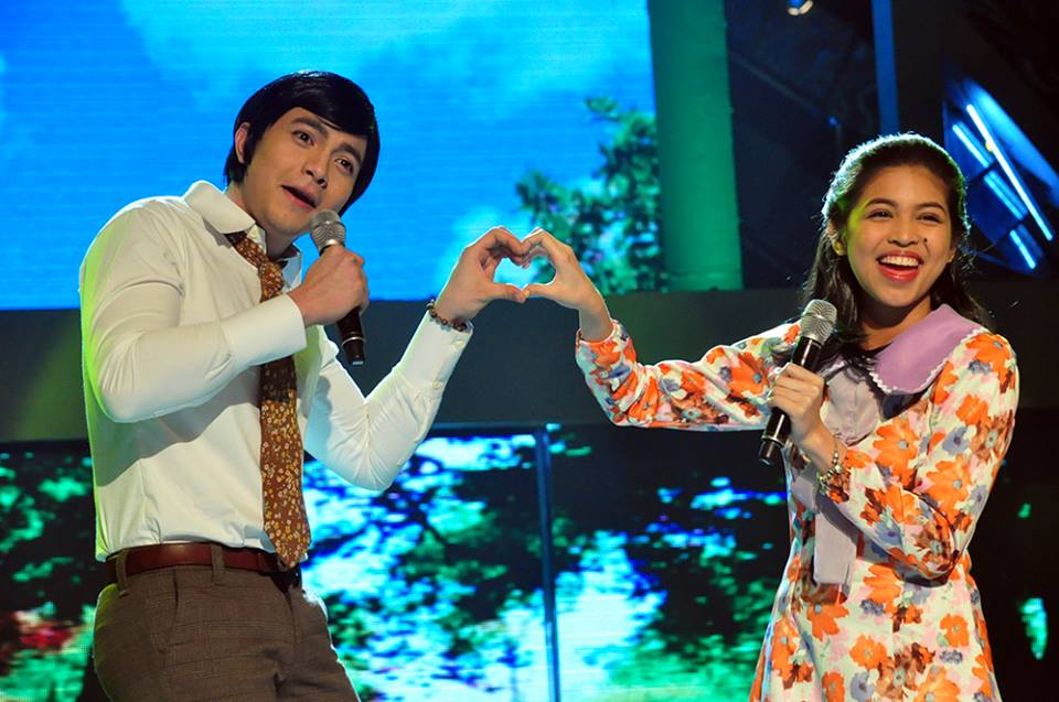 ALDUB Performs Together