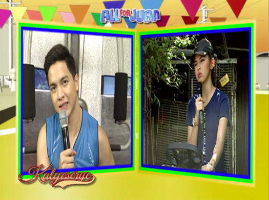 ALDUB Love on Cue