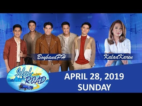 LIVE: Idol On The Road with Kaladkaren and BoybandPH | April 28, 2019