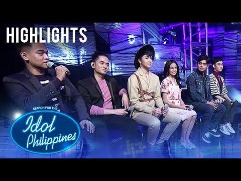 Idol Hopefuls, ikinuwento ang kanilang paghahanda sa Live Round | Live Round | Idol Philippines 2019
