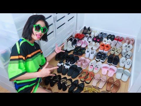 ang dami kong shoes pero wala akong shoe-ta 👠👟👡