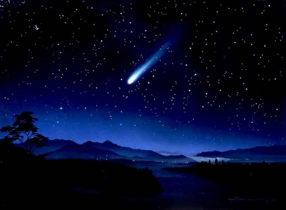 The Sadness of Shooting Stars (2/2)