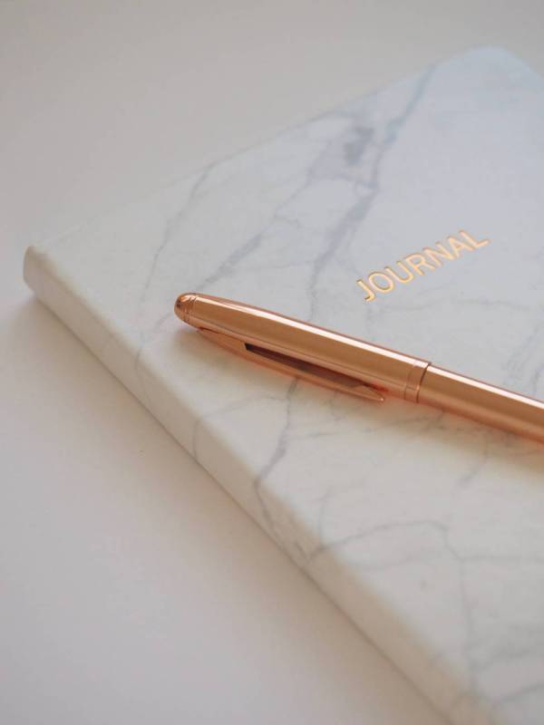 Using Journal Writing as a Key to Good Mental Health