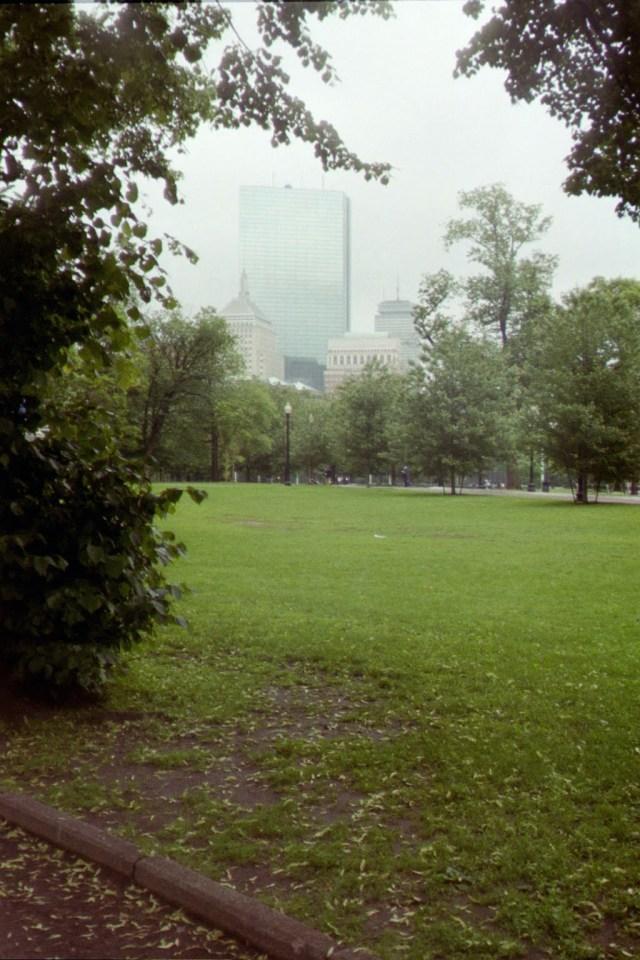 Boston Common, Boston,. MA 2005