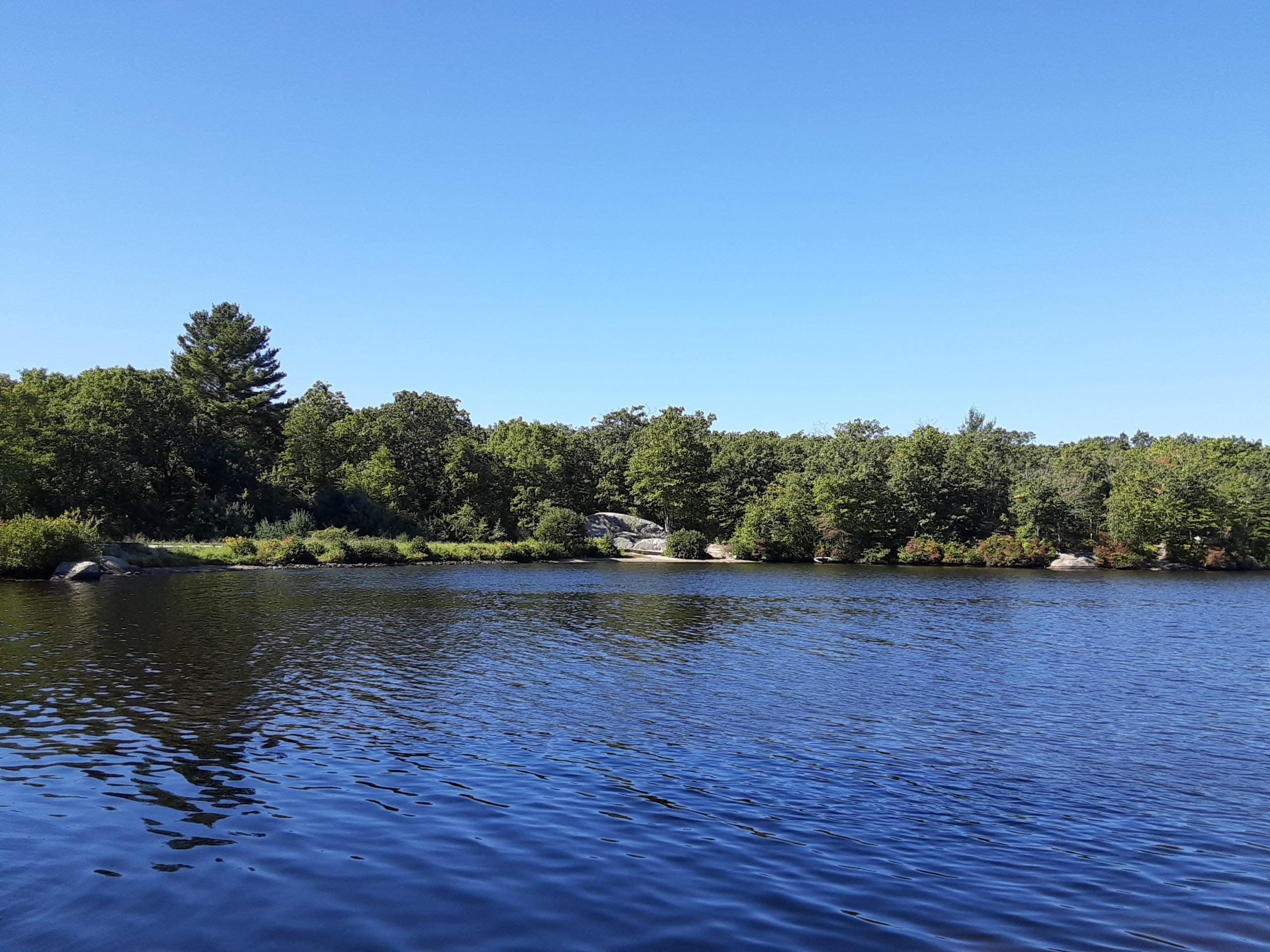 Ames Nowell State Park, Abington, MA