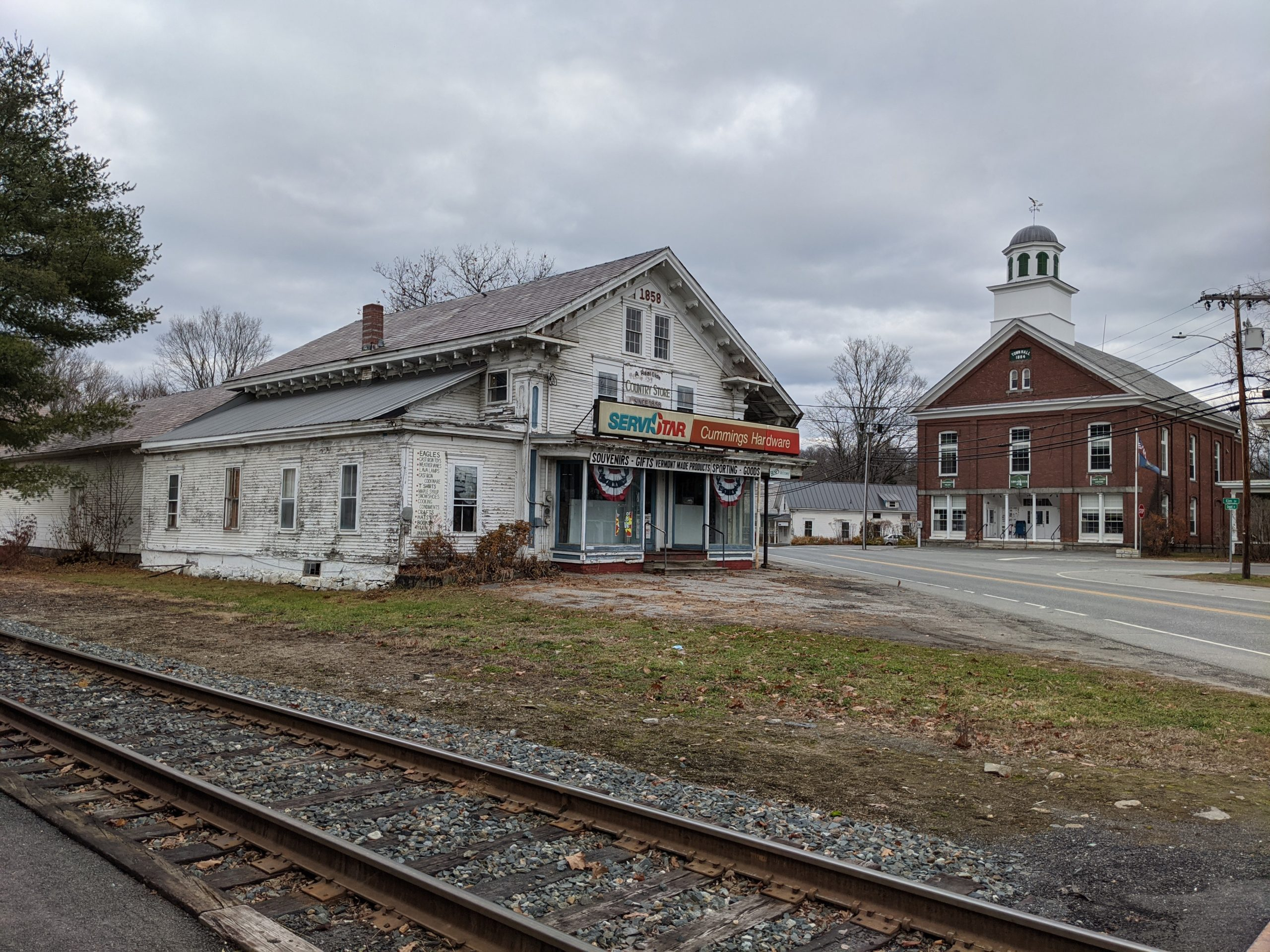 Downtown Chester Depot, Vermont