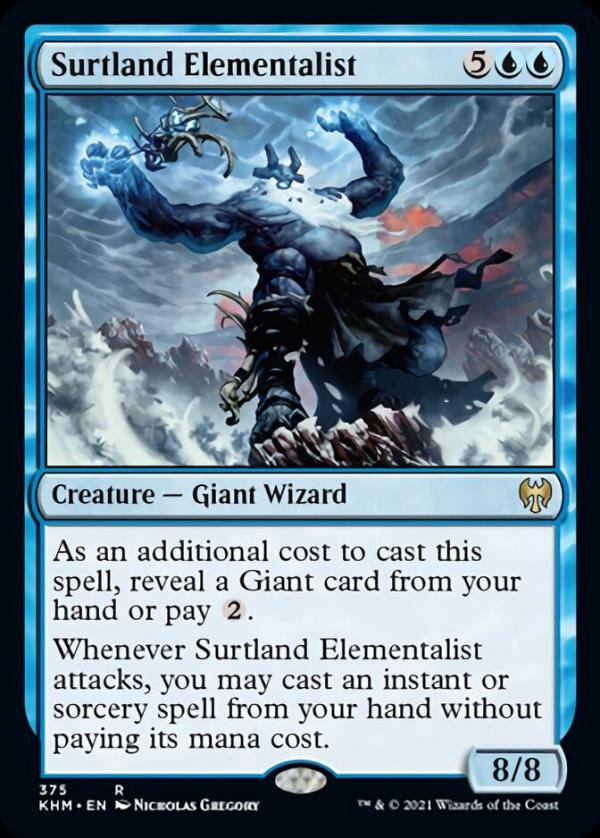 Surtland Elementalist – A Magic the Gathering Card Review