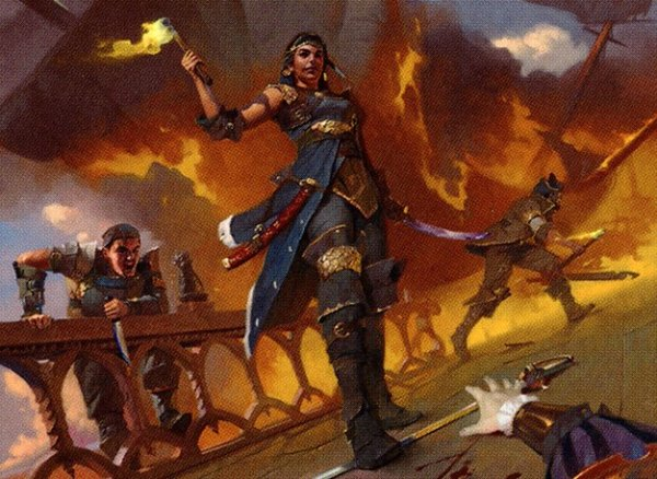 Angrath's Marauders – A Magic the Gathering Card Review