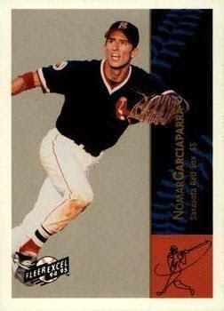 1994-95 Fleer Excel #10 – Nomar Garciaparra Rookie Cards