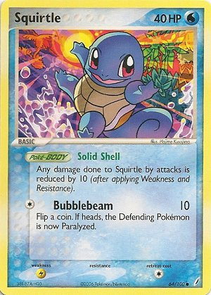 Is Squirtle a Good Pokemon?